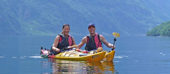 Nordic Ventures Kayak Tours