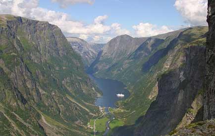 Norwegian Fjords Sea Kayaking Nordic Ventures Hiking Norway Travel Guides Mountains