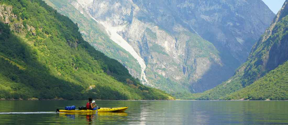 Norwegian Fjords Sea Kayaking Nordic Ventures Hiking Norway Travel Guides