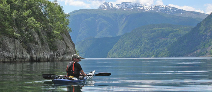 kayak rentals Norway